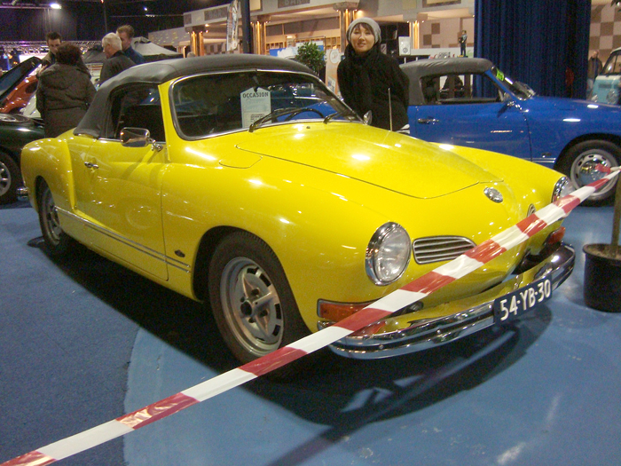 Volkswagen karmann ghia at keverwinterfestijn