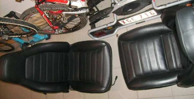 Bekleden Stoel Kosten : Nieuwe stoelenvolkswagen karmann ghia